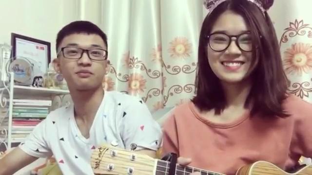 Nguyễn Tiến, Hoàng Yến Chibi vô cùng dễ thương với bản cover ''Ông Bà Anh''