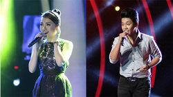 2 giọng hát khủng của Vietnam Idol 2013 song ca hit ''Yêu mình anh'' khiến ai nghe cũng nổi da gà