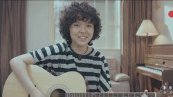 Tiên Tiên hát ''Tình về nơi đâu'' hay phát nghiền luôn