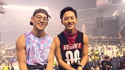 2 anh em Hotboy gây bất ngờ khi cover '' Em gái mưa'' siêu hay