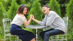 ''Shape of you'' trở nên siêu lãng mãn với sự kết hợp của cặp đôi Thái Trinh - Quang Đăng